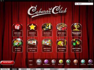 Jouez à cabaret club casino depuis la Suisse