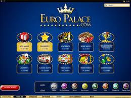 Jouez sur le casino europalace accessible depuis la Suisse