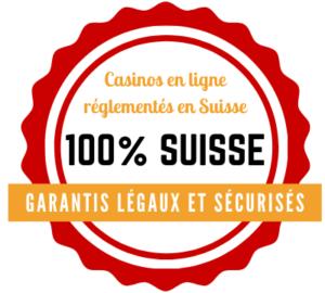 Casinos garantis légaux en Suisse